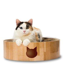 Necoichi Cozy Cat Scratcher Bowl by Necoichi