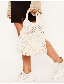 Knit Bag by Glassons
