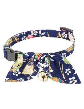 Necoichi Kimono Ribbon Cat Collar by Necoichi