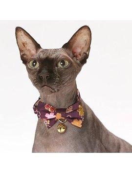 Necoichi Kimono Bow Tie Cat Collar by Necoichi