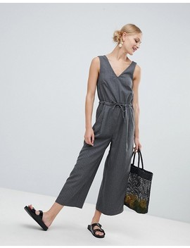 Monki Rutig Overall by Asos