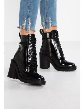 Alda   High Heeled Ankle Boots by All Saints