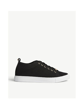 Knitted Fabric Trainers by Karen Millen
