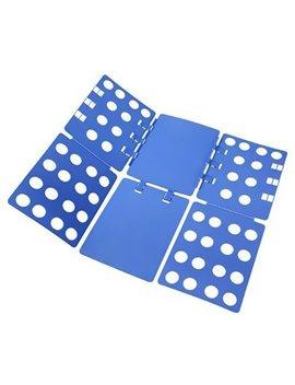 Box Legend V1 Tshirt Folding Board T Shirt Folder Clothes Flip Fold Plastic Flipfold Laundry Room Organizer 23x27.5inch by Box Legend