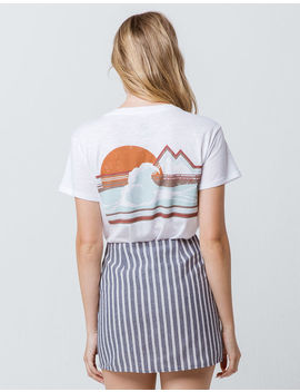 Billabong Feel The Ocean Womens Tee by Billabong