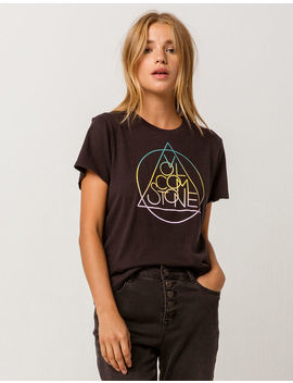 Volcom Little Brah Black Womens Tee by Volcom