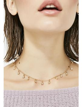 Star Baby Choker Necklace by Fame Accessories
