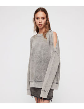 Unai Oversized Sweatshirt by Allsaints