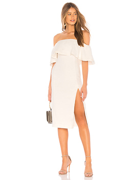 X Revolve Dragontail Midi Dress by Chrissy Teigen