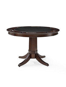 Crosley Reynolds Game Table In Mahogany by Bed Bath And Beyond