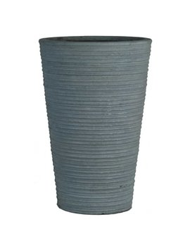 Pride Garden Products Origins Canna Tall Round Composite Pot Planter by Pride Garden Products