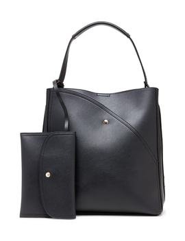 Hingi Faux Leather Tote by Sole Society