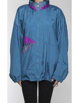 Vintage Umbro Windbreaker Jacket by Frankie.