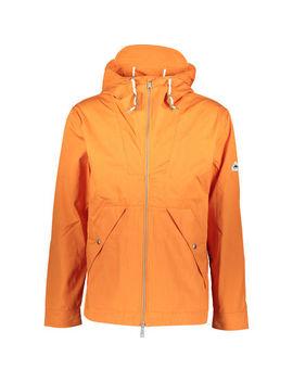Orange Lightweight Mac Coat by Penfield