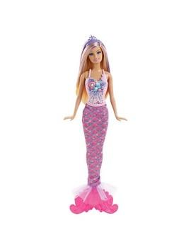 Barbie Fairytale Magic Mermaid Doll   Pink by Barbie