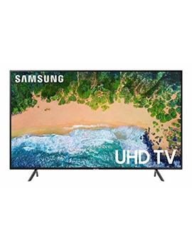 "Samsung 55 Nu7100 Flat 55"" 4 K Uhd 7 Series Smart Tv 2018 by Samsung"