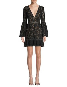 Harper Lace Dress by Misha Collection