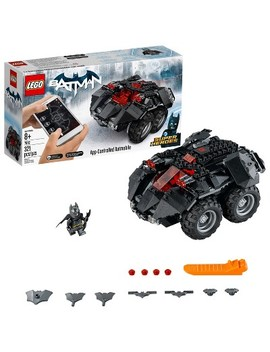 Lego Dc Comics Super Heroes App Controlled Batmobile 76112 by Lego