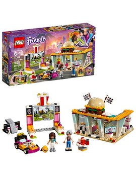 Lego Friends Drifting Diner 41349 by Lego