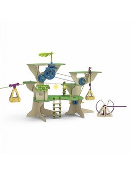 Thames & Kosmos The Great Pepper Mint Treehouse Engineering Adventure by Thames & Kosmos