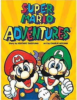 Super Mario Adventures by Amazon