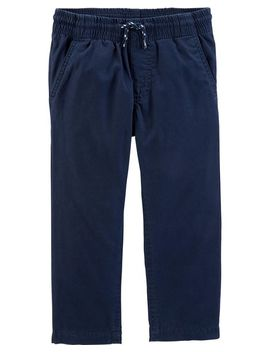 Lined Pull On Pants by Carter's