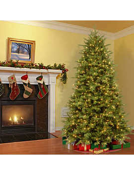 2.29 M (7.5 Ft.) Pre Lit Fraser Fir Tree With 800 Dual Colour Led Lights by Costco