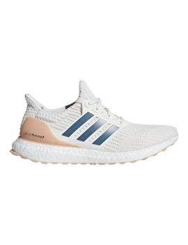 Adidas Men's Ultra Boost Dna Running Shoes   White/Ink/Grey by Sport Chek