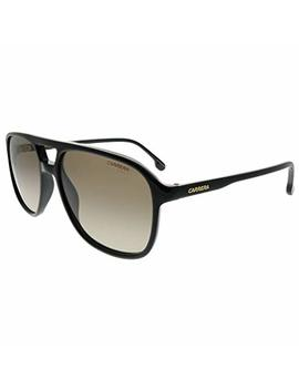 Carrera Carrera 173/S 807 Black Carrera 173/S Pilot Sunglasses Lens Category 2 by Carrera