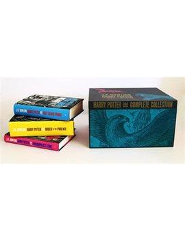 Harry Potter Adult Hardback Box Set by J.K. Rowling