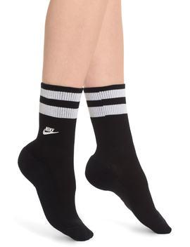 Stripe Top Crew Socks by Nike