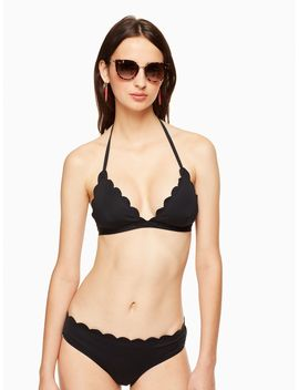 Marina Piccola Triangle Bikini Top by Kate Spade
