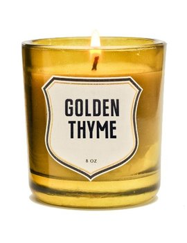 Izola Aromatherapy Soy Essential Oil Vegetable Wax Scented Candles   Golden Thyme by Izola
