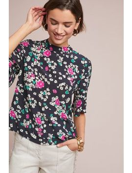 Paquin Floral Blouse by Selected Femme
