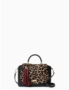 Longacre Court Haircalf Plum by Kate Spade