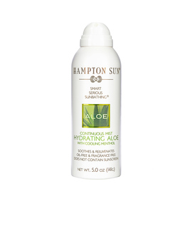 Hydrating Aloe Continuous Mist by Hampton Sun