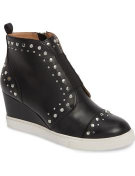 Felicity Wedge Sneaker by Linea Paolo