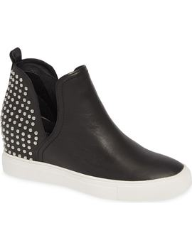 Coin Hidden Wedge Sneaker by Steven By Steve Madden