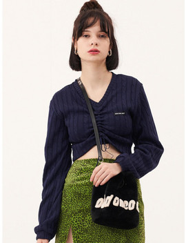 Knit String Navy by Odd One Out