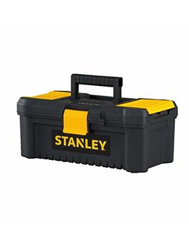 "Stanley Tools And Consumer Storage Stst13331 Essential Toolbox, 12.5"", Black/Yellow by Stanley Tools And Consumer Storage"