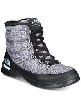 Women's Thermoball Lace Ii Booties by The North Face