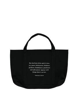 Galatians Eco Tote Bag by Forever 21