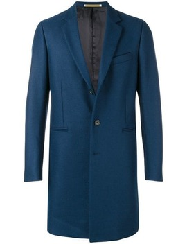 Single Breasted Coat by Ps By Paul Smith