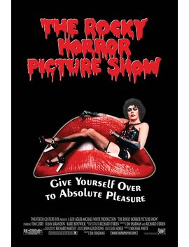 Vintage Rocky Horror Picture Show Poster//Classic Movie Poster//Movie Poster//Poster Reprint//Home Decor//Wall Decor//Vintage Art//Horror by Etsy