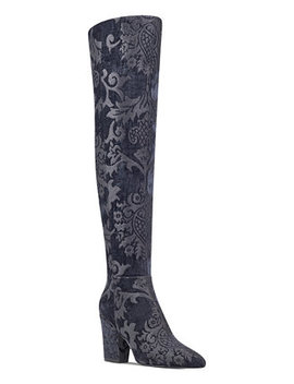 Siventa Brocade Over The Knee Boots by Nine West