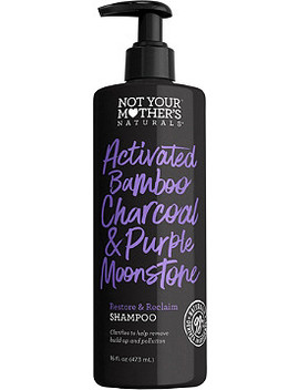 Activated Bamboo Charcoal & Purple Moonstone Restore & Reclaim Shampoo by Not Your Mother's