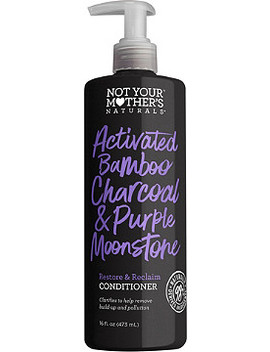 Activated Bamboo Charcoal & Purple Moonstone Restore & Reclaim Conditioner by Not Your Mother's