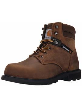 Carhartt Men's 6 Work Safety Toe Nwp Work Boot by Carhartt