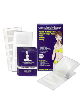 Completely Bare Hypo Allergenic Wax Strips50.0 Ea by Walgreens