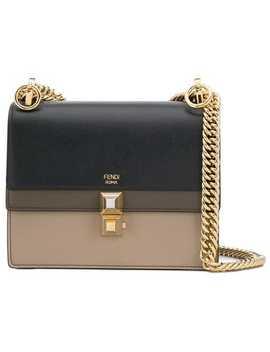 Square Shaped Shoulder Bag by Fendi